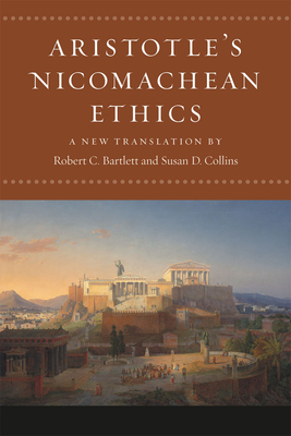 Aristotle's Nicomachean Ethics Cover