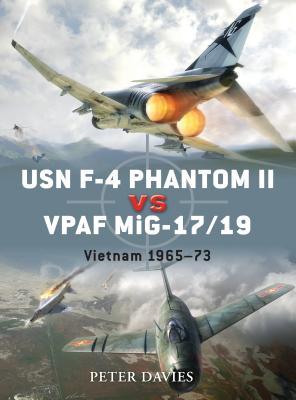 USN F-4 Phantom II Vs VPAF MiG-17/19 Cover