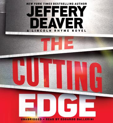 The Cutting Edge (A Lincoln Rhyme Novel) Cover Image