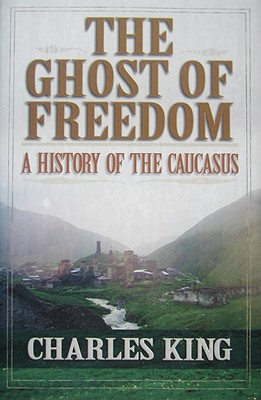 The Ghost of Freedom Cover