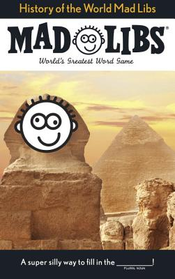 History of the World Mad Libs Cover Image