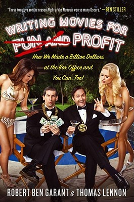 Cover for Writing Movies for Fun and Profit