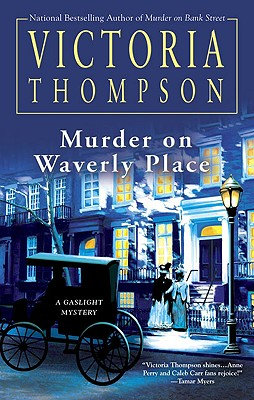 Murder on Waverly Place Cover