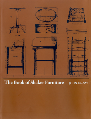 The Book of Shaker Furniture Cover Image