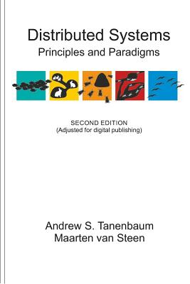 Distributed Systems: Principles and Paradigms Cover Image