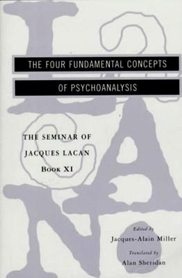 Cover for The Seminar of Jacques Lacan