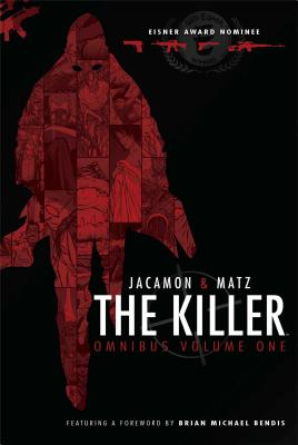 The Killer Omnibus Cover