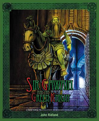 Sir Gawain and the Green Knight (a New Verse Translation in Modern English) Cover Image