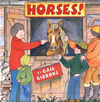 Cover for Horses!