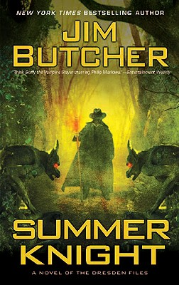 Summer Knight: A Novel of the Dresden Files Cover Image