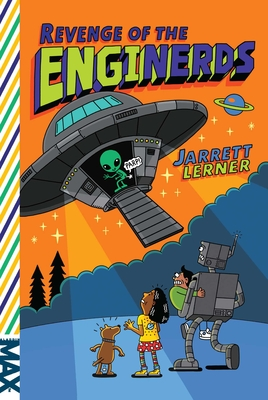 Cover for Revenge of the EngiNerds (MAX)