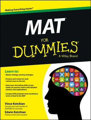 Mat for Dummies Cover Image