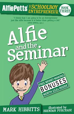 Alfie Potts: Alfie and the Seminar Cover Image