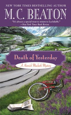 Death of Yesterday Cover