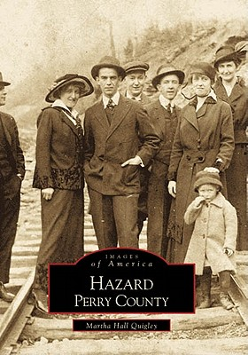 Hazard, Perry County (Images of America (Arcadia Publishing)) Cover Image