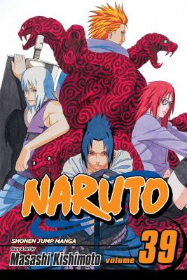 Naruto, Vol. 39 cover image