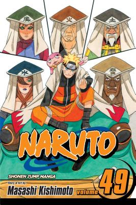 Naruto, Vol. 49 cover image