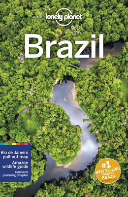 Lonely Planet Brazil 11 (Country Guide) Cover Image