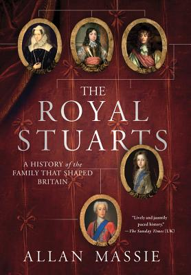 The Royal Stuarts Cover