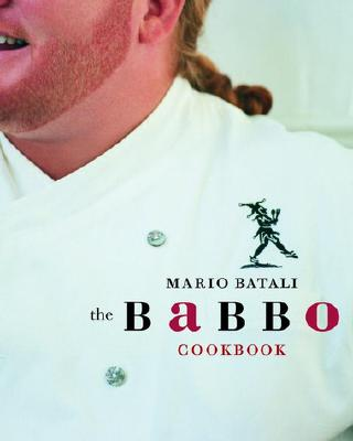 The Babbo Cookbook Cover