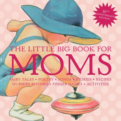 The Little Big Book for Moms Cover