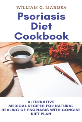 Psoriasis Diet Cookbook Cover Image