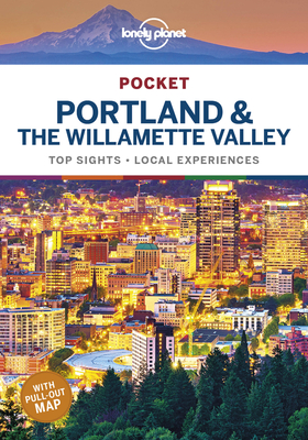 Lonely Planet Pocket Portland & the Willamette Valley 1 Cover Image