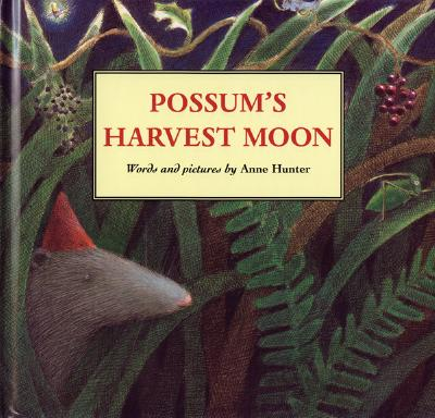 Possum's Harvest Moon Cover