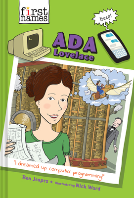 Ada Lovelace (The First Names Series) Cover Image
