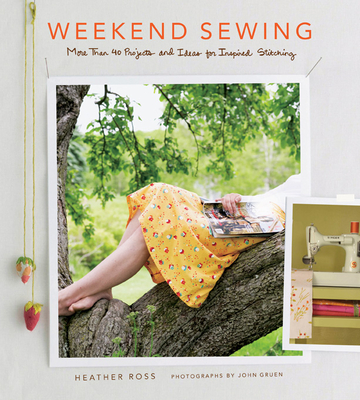 Weekend Sewing Cover