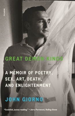 Great Demon Kings: A Memoir of Poetry, Sex, Art, Death, and Enlightenment cover