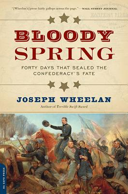 Bloody Spring Cover