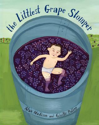 The Littlest Grape Stomper Cover