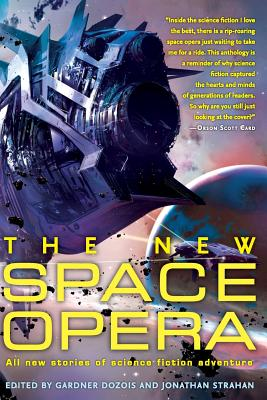 Cover for The New Space Opera