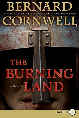 The Burning Land Cover Image