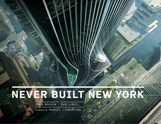 Never Built New York Cover Image
