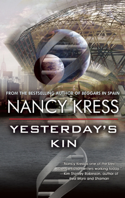Yesterday's Kin Cover Image