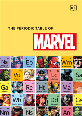 Cover for The Periodic Table of Marvel
