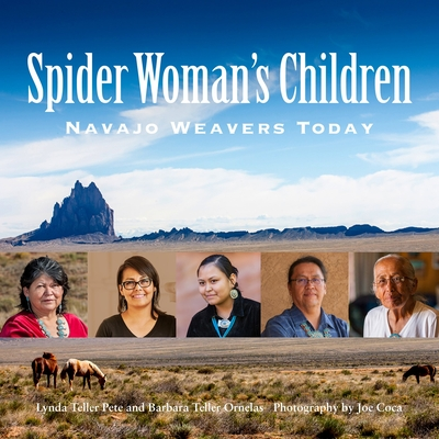 Cover for Spider Woman's Children