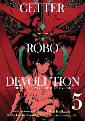 Getter Robo Devolution Vol. 5 Cover Image