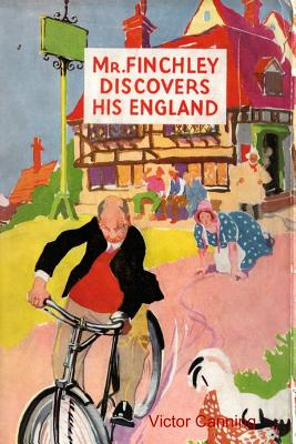 Cover for Mr. Finchley Discovers His England