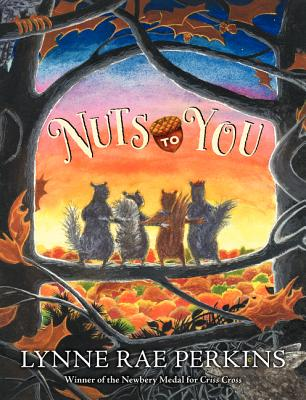 Nuts to You Cover