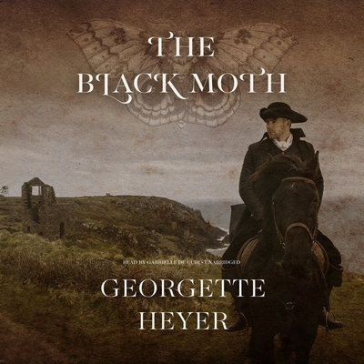 The Black Moth Cover Image