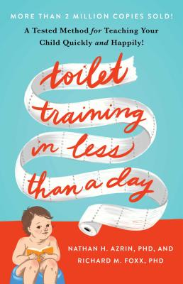 Toilet Training in Less Than a Day Cover Image