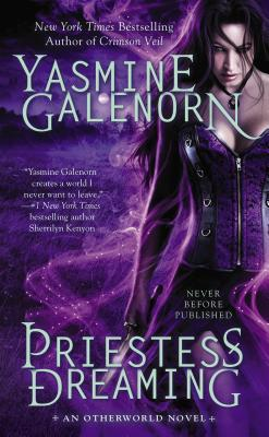Priestess Dreaming Cover Image