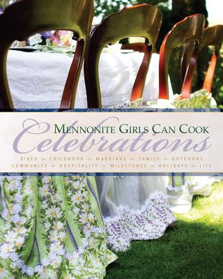 Mennonite Girls Can Cook Cover