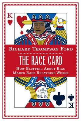 The Race Card Cover
