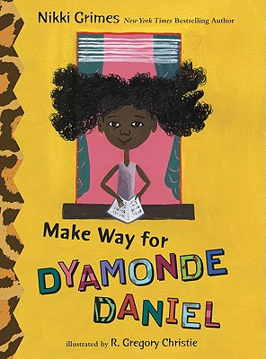Make Way for Dyamonde Daniel Cover