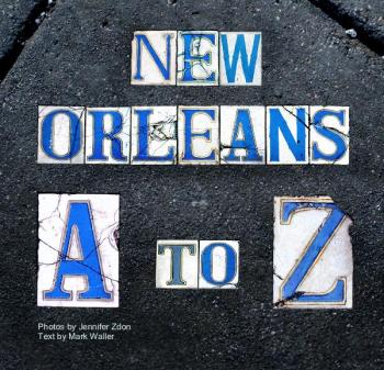 NEW ORLEANS A TO Z Cover Image
