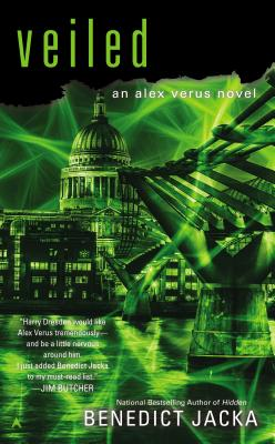 Veiled (An Alex Verus Novel #6) Cover Image